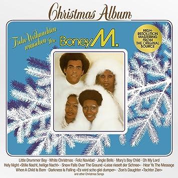 BONEY M - Christmas Album - Amazon.com Music