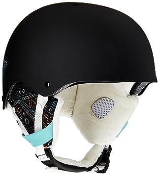 Salomon Venom Casco de esquí, Unisex Adulto, Negro Mate, L