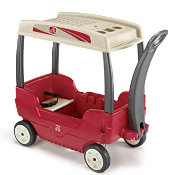 Step2 Canopy Wagon Amazoncouk Toys Games