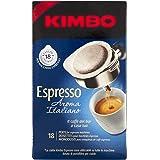 Kimbo Espresso Aroma Italiano - 18 Cialde - [confezione da 4]