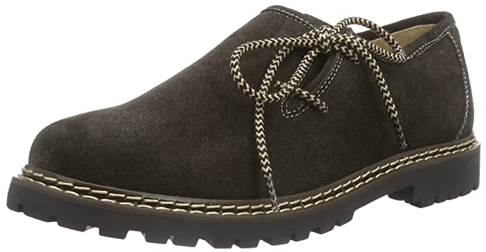 StockerpointSchuh 1224 - Derby Unisex Adulto, Color Negro, Talla 40