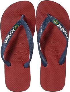 c1a186cdf Amazon.com  Havaianas Women s Slim Sandal Flip Flop Navy Blue 39 40 ...