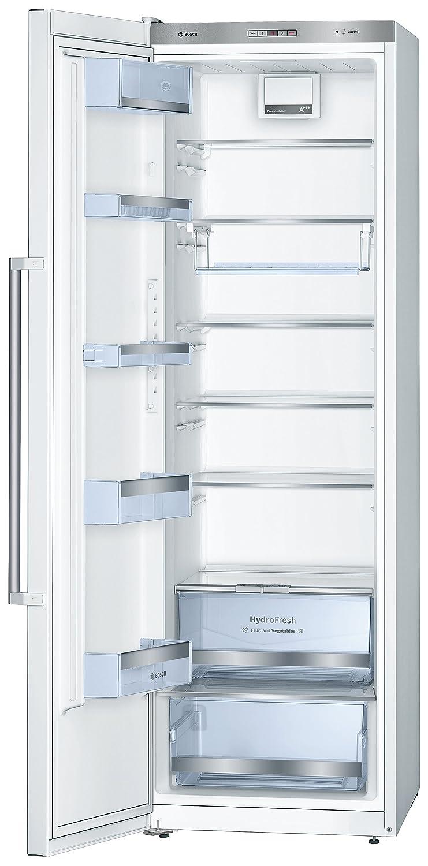 Bosch KSV36AW41 - Frigorífico De 1 Puerta Ksv36Aw41 Con Bandejas De Cristal: 1037.48: Amazon.es: Grandes electrodomésticos