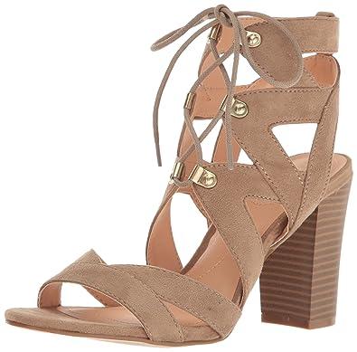 bea1d9e1f543 XOXO Women s Bennie-s Dress Sandal Taupe 11 ...