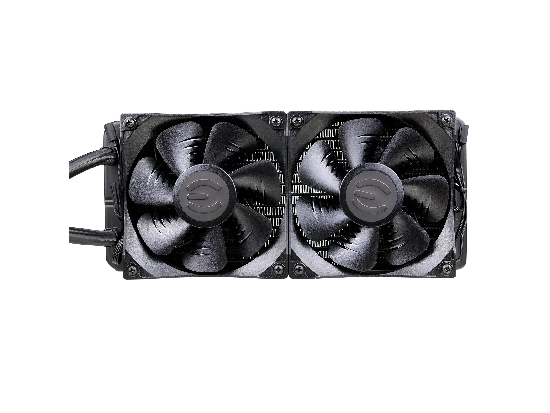 EVGA CLC 240 Liquid/Water CPU Cooler, RGB LED Cooling 400-HY-CL24-V1 by EVGA (Image #5)