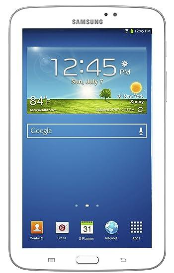 Amazon.com : Samsung Galaxy Tab 3 (7-Inch, White) 2013 Model SM ...