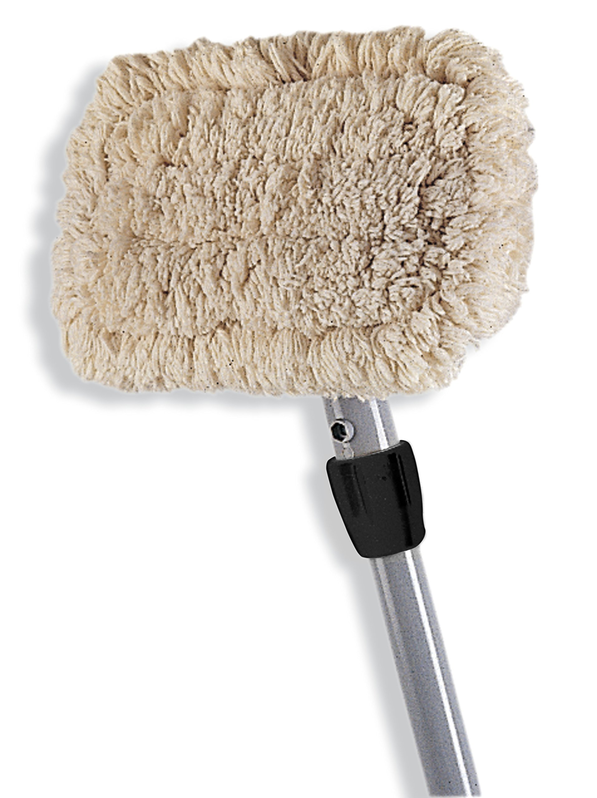 Rubbermaid Commercial 4-Piece Wall Washing Dusting Tools Kit, Gray (FGS22600GY00)