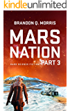 Mars Nation 3: Hard Science Fiction (Mars Trilogy)