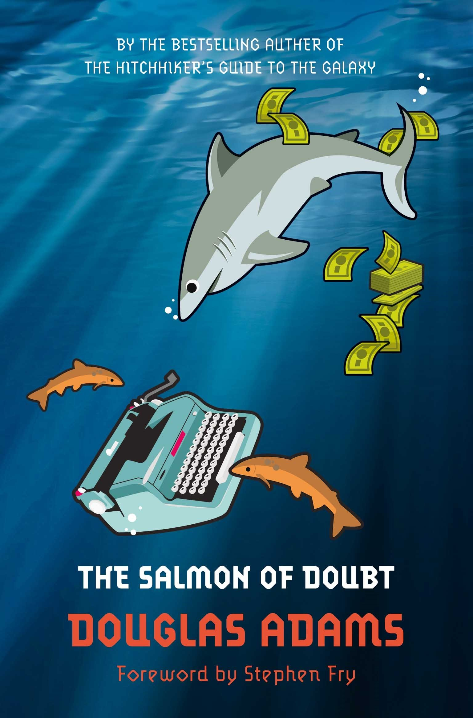 The Salmon Of Doubt: Hitchhiking The Galaxy One Last Time (dirk Gently):  Amazon: Douglas Adams, Stephen Fry: 8601400921975: Books