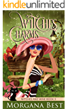 Witches' Charms: Witch Cozy Mystery (Witches and Wine Book 3)