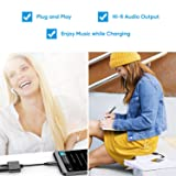 iPhone Headphone Adapter, Dual Lightning Adapter