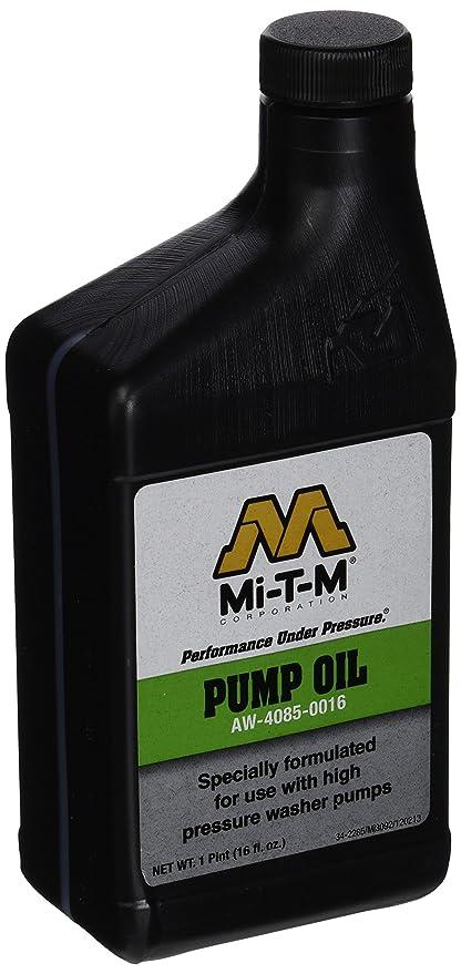 Amazon Com Mi T M Aw 4085 0016 Power Washer Pump Oil Garden Outdoor