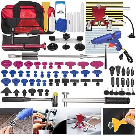 Amazon.com: Kit de herramientas de reparación de abolladuras ...