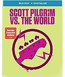 Scott Pilgrim vs. The World (Iconic Art SteelBook) [Blu-ray + Digital Copy + UltraViolet] (Bilingual)