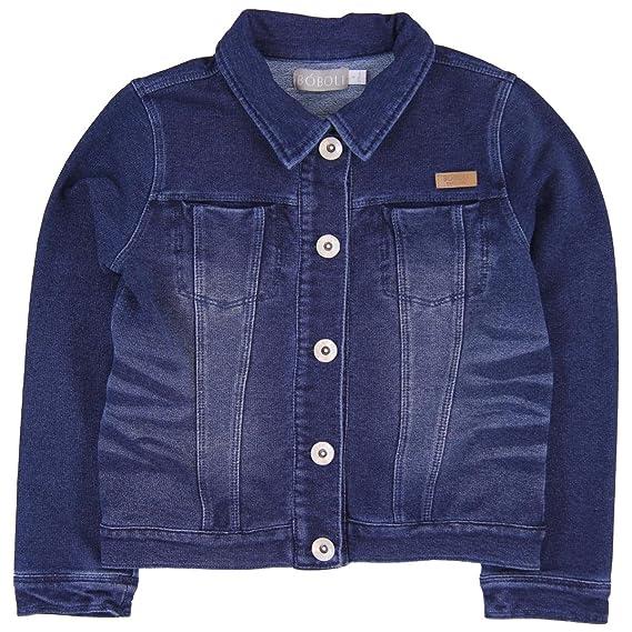 boboli 493095-Cappotto Bambina Blu (Blau) 4 Anni  Amazon.it  Abbigliamento 99ff1174b75