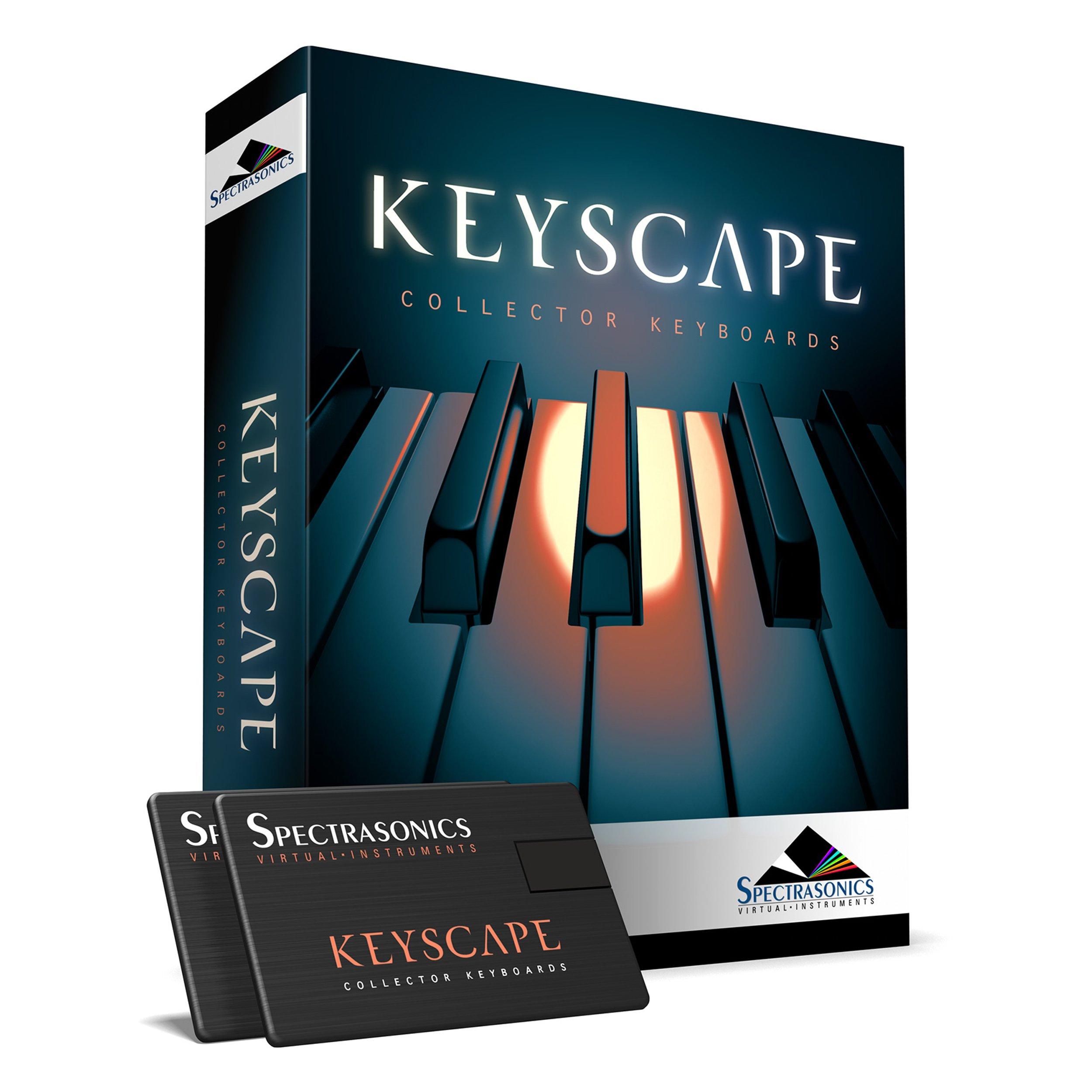Spectrasonics Keyscape Virtual Keyboard Collection by Spectrasonics
