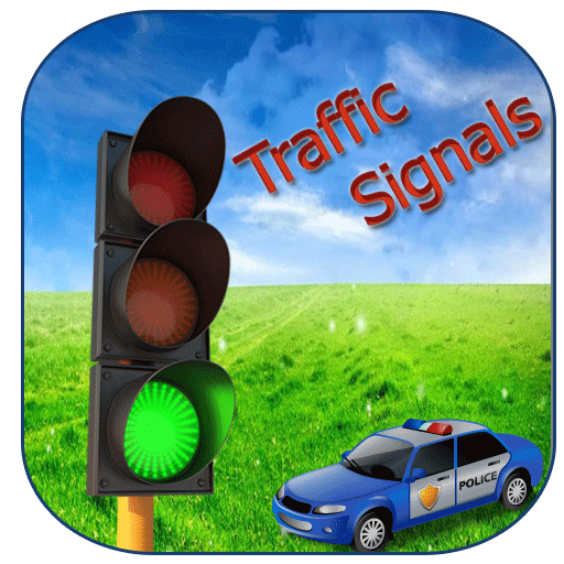 Road Signs And Traffic Signals
