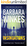 Insinuations: A Lesbian Detective Novel (Carpenter/Harding Series Book 2)