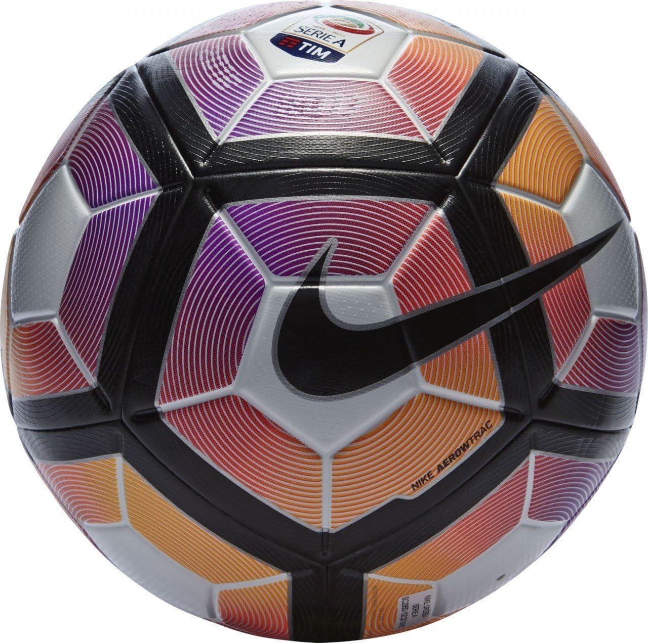 Nike Ordem 4-Serie A Balón, Unisex Adulto, (Blanco/Purple/Negro ...