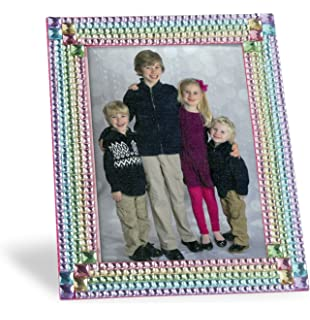 Melissa & Doug - Marco con Piedras de Strass, Press-On Rhinestones Frame (