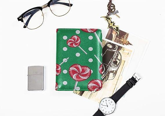 Estuche Pasaporte para niños Navidad Bastón Caramelo Dulces ...