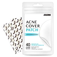 Avarelle Acne Absorbing Cover Patch Hydrocolloid, Tea Tree, Calendula Oil, CICA...