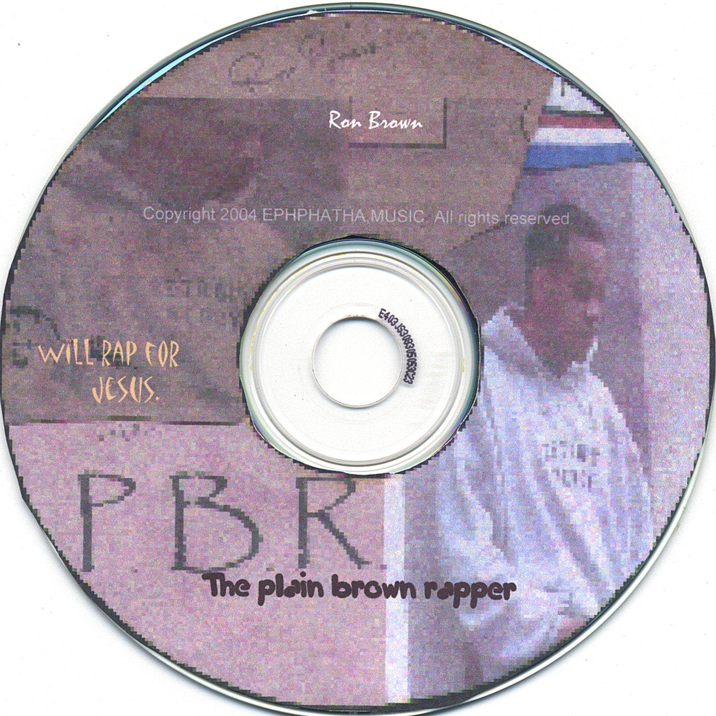 Plain Brown Rapper: Ron Brown: Amazon.es: Música