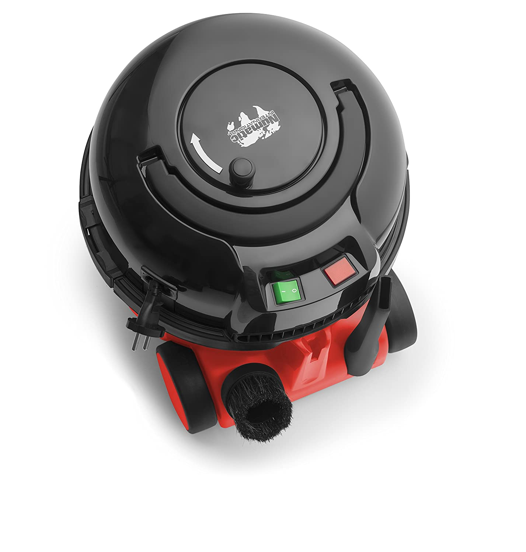 620 W, Aspiradora de tambor, Secar, Bolsa para el polvo, 9 L, HEPA Aspiradora Numatic HVR200 620 W