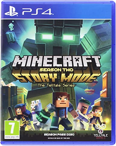 Minecraft Story Mode - Season 2 Pass Disc (PlayStation 4 ...