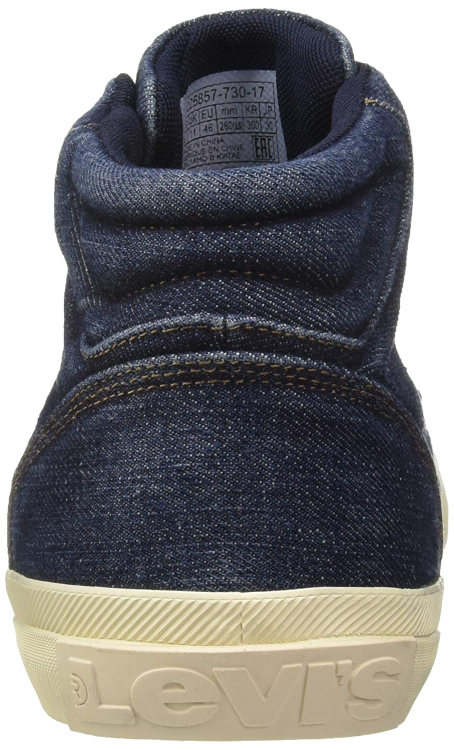 Buy Levi's Men's Bass Mid Sneakers at
