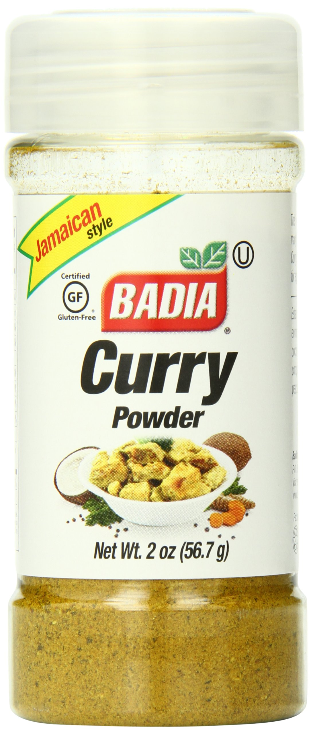 Badia Curry Powder, 2 Ounce (Pack of 12)