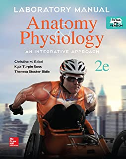 Anatomy physiology an integrative approach 9780078024283 laboratory manual fetal pig version for mckinleys anatomy physiology fandeluxe Gallery