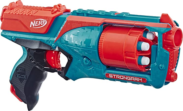 Strongarm Nerf N-Strike Elite Toy Blaster