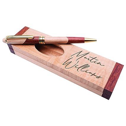 31504c80c7c Amazon.com : Personalized Pen with Holder Graduation Gift Teacher ...