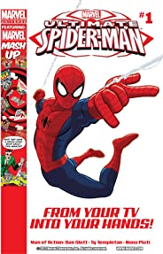 Marvel Universe Ultimate Spider-Man (2012-2014) #1 (English Edition)