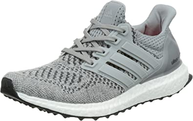 adidas Zapatillas Ultra Boost W Gris EU 39 1/3 (UK 6): Amazon.es: Zapatos y complementos