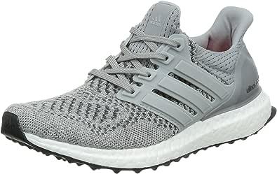 adidas Zapatillas Ultra Boost W Gris EU 39 1/3 (UK 6): Amazon.es: Zapatos y complementos