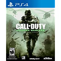 Call of Duty Modern Warfare Remastered for PlayStation 4 by Activision