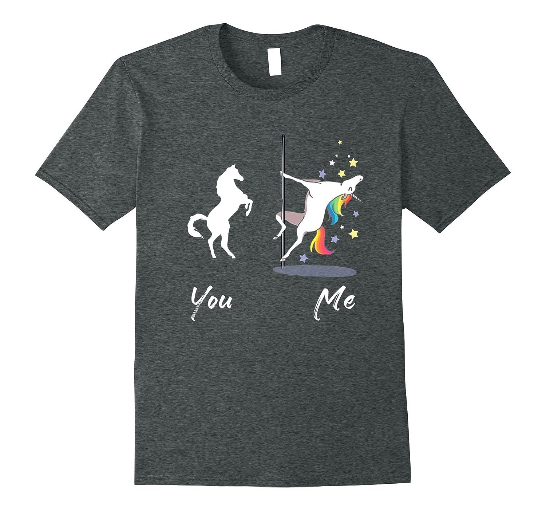 Cute Unicorn You Me T-shirt-PL
