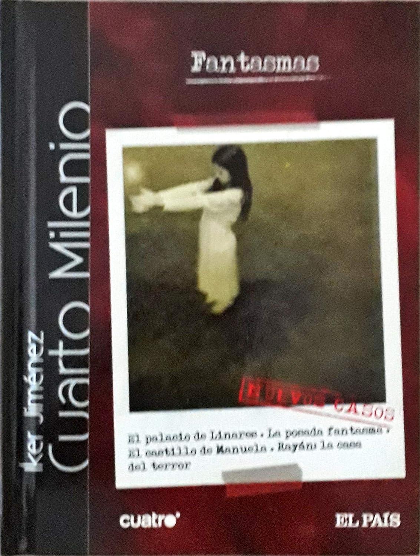 Cuarto Milenio Vol 5 Fantasmas: Amazon.es: Cine y Series TV