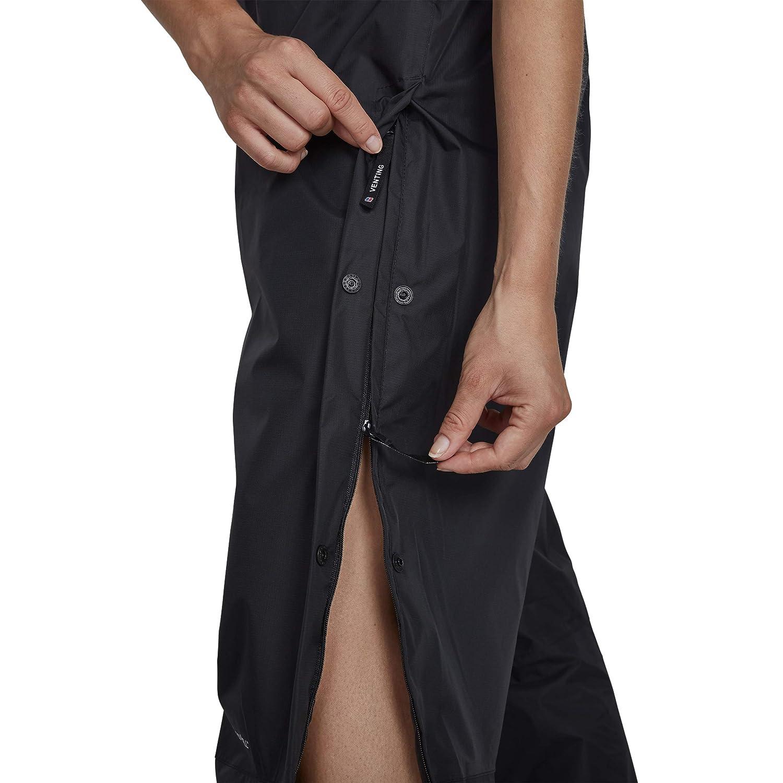 Herstellergr/ö/ße : 10//Court Schwarz S Berghaus Damen Regenhose Deluge Pants