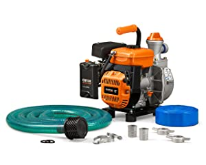 Generac 6821, Clean Water Pump, 1.5-inch, with Accessory Kit