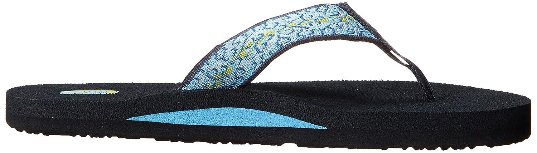 Teva Women's Mush II US|Companera Flip-Flop B00KXDBCM4 6 B(M) US|Companera II Blue a53b8a