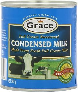 Grace Condensed Milk 397 g x 12