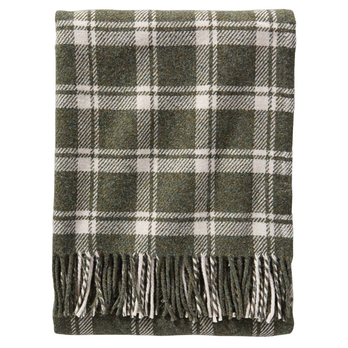 Amazon.com  Pendleton Eco-Wise Washable Wool Fringed Throw Blanket ... a26948850