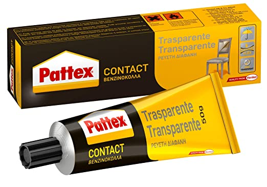 4 opinioni per Pattex 1419320 Contact Adesivo, 50 g,