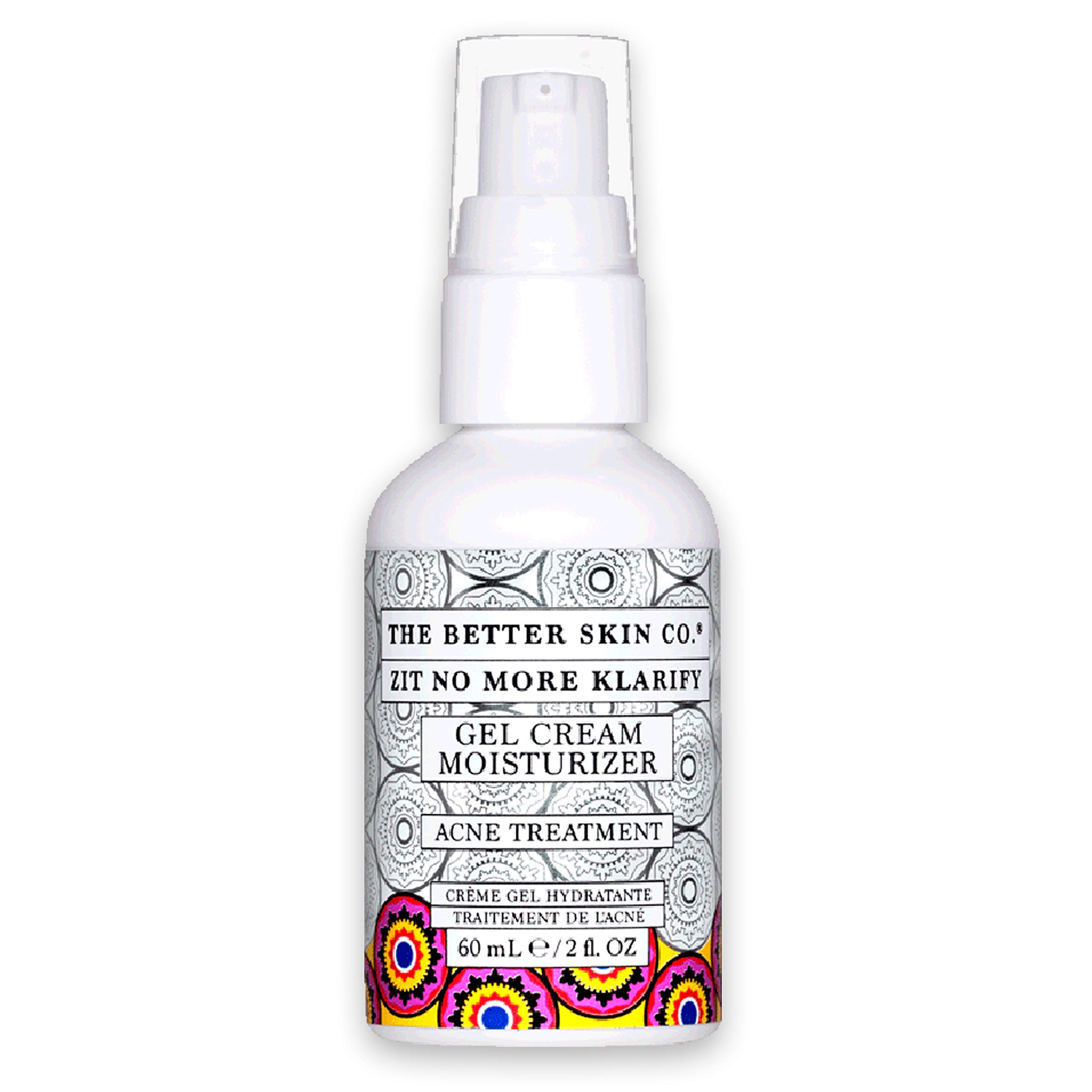 The Better Skin Co.   Klarify Facial Gel/Cream Moisturizer To Hydrate & Treat The Skin.