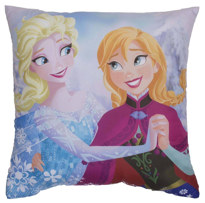 Disney Frozen - Il regno di ghiaccio Ragazze Cuscino - malva DFRCRYCU001UK