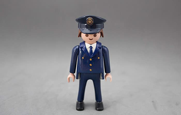 Click playmobil customizado Policia nacional: Amazon.es: Handmade