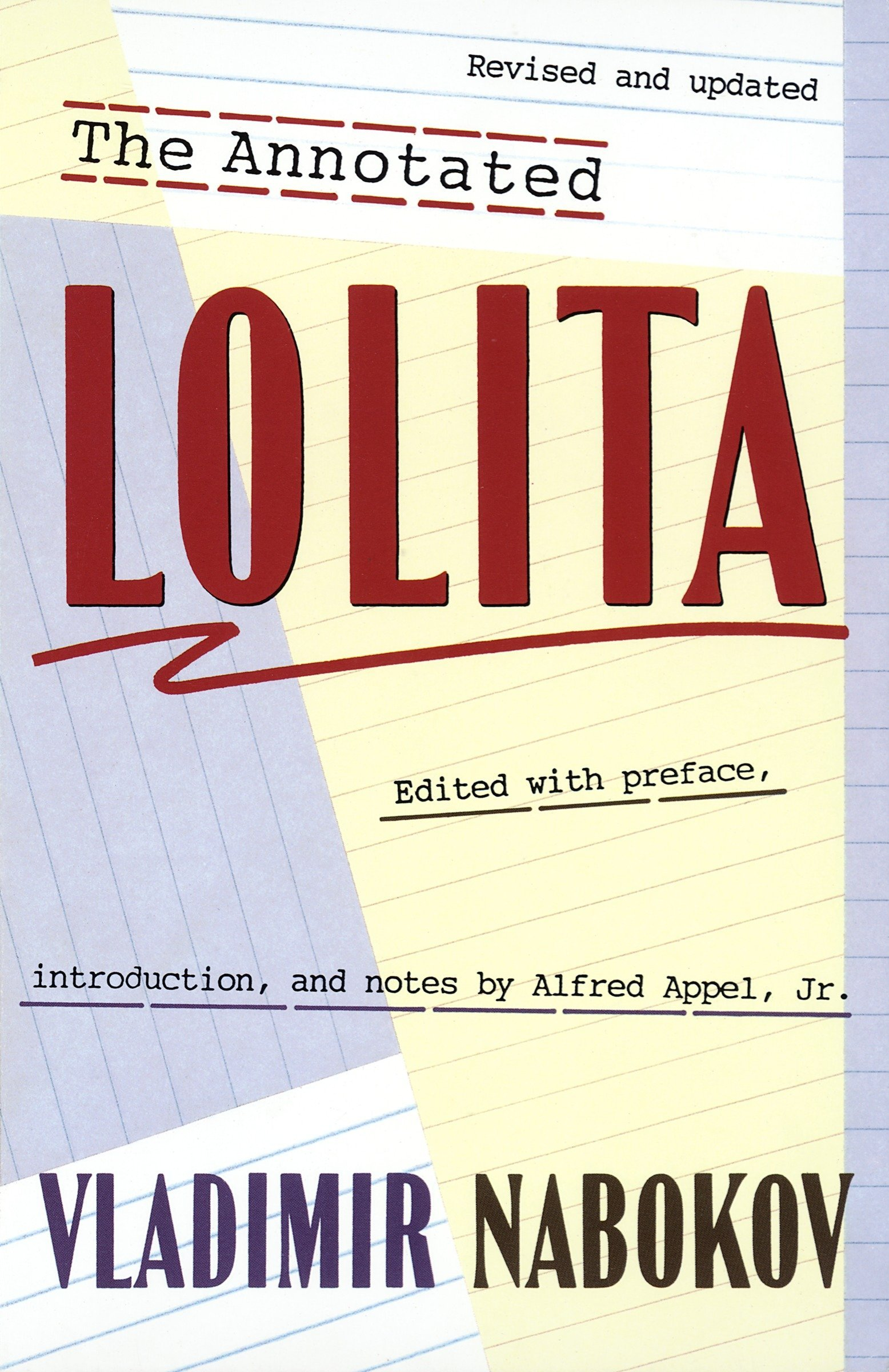The Annotated Lolita: Revised and Updated pdf epub